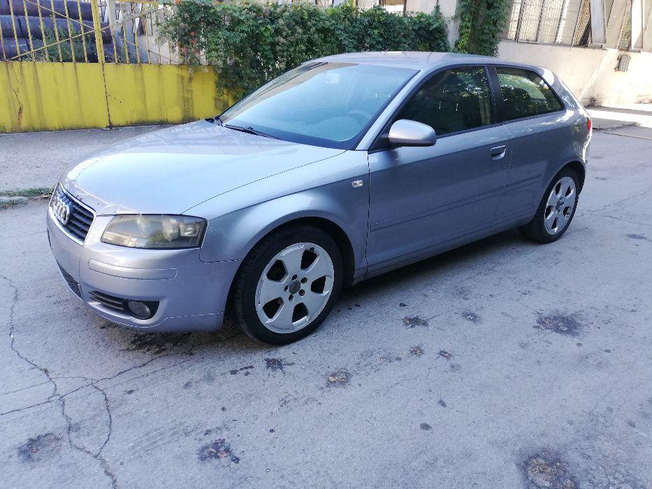 Ауди а3 / Audi A 3 на части