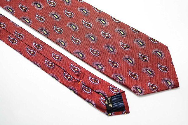 Cravata Barbati Ermenegildo Zegna 9.5 X 146 cm Burgundy CRR11