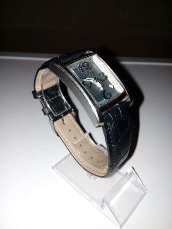 Мъжки швейцарски часовник-Cortebert!Нова каишка!