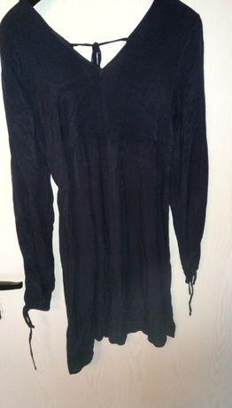 Дамска блуза Reserved - черна №34 - тип туника