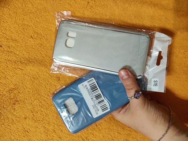 Чехлы 2шт Samsung GalaxyS7 edge