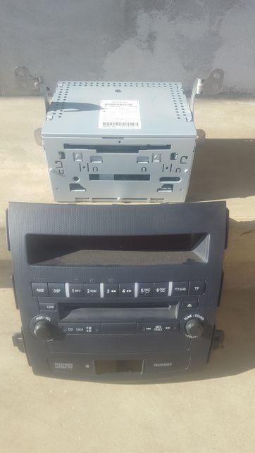 Mp3 player radio cd mitsubishi outlander asx 4008 crosser