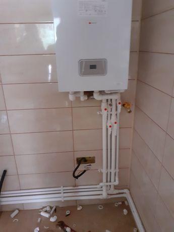 Instalații sanitare si termice în Brăila și Galați.
