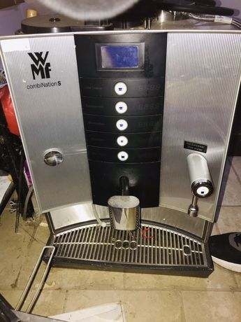 WMF combination S професионален кафе автомат с две мелачка