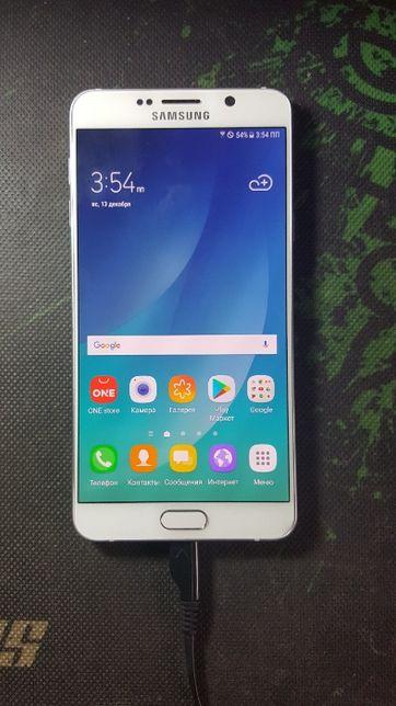 Samsung Galaxy Note 5, 32 ГБ(GB), Белый(White)
