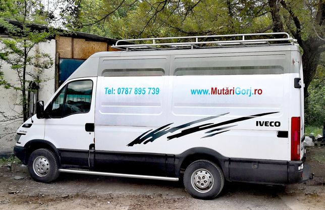 Transport mobila, Mutari mobila, Relocari, Transport marfa