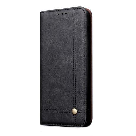 Husa Samsung S10, piele CaseMe, tip carte, inchidere magnetica