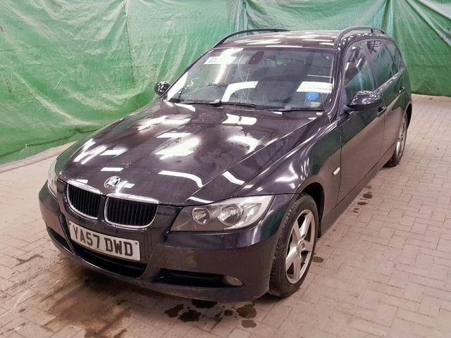 Dezmembram BMW E90 318D 2.0 TDI 143 cp 2007 N47D20A Stejeris - imagine 1
