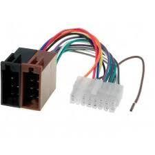 Adaptoare conectori mufe radio CD auto EURO la ISO CLARION