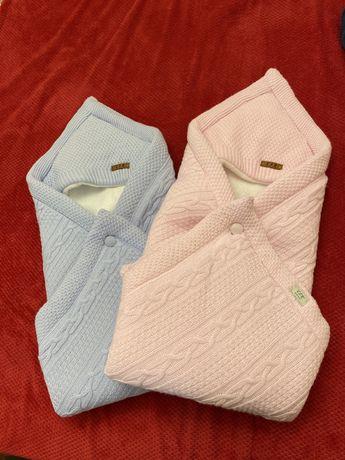 Конверт-одеяло на выписку новые