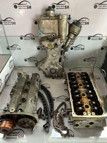 Bloc motor ,axe came capac distributie chiulasa Vw Audi 1,6 FSI BLF