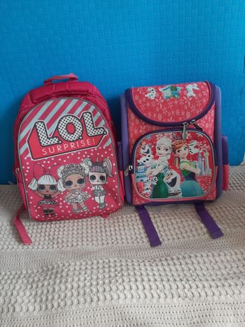 Продам рюкзаки в школу