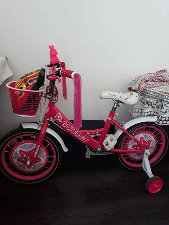 Bicicletă de copi (fetiță)