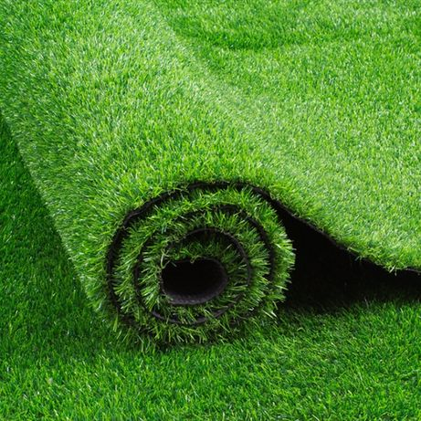 Газон искусственный спортивная трава зелёный газон ковролин спортивная