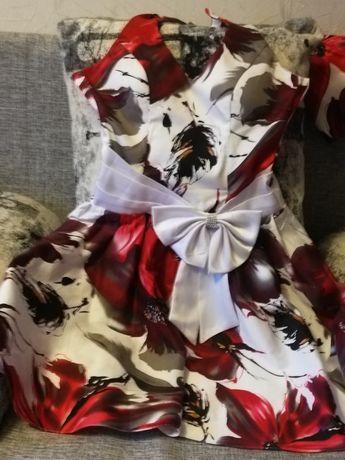 Платье с болеро очень красивое