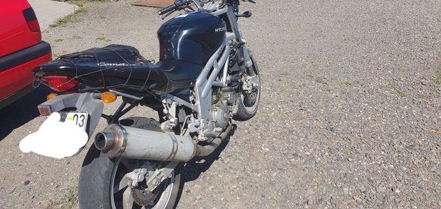 Motocicleta Hyosung Comet
