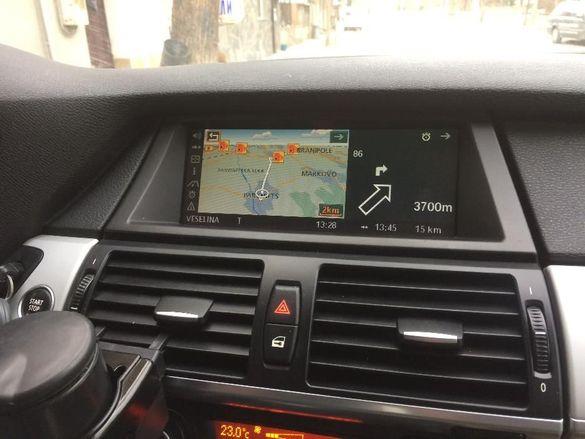 Навигационен диск BMW 2019 година бмв най-новата версия 2019 год