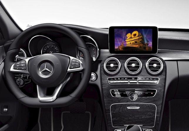 Video in Mers Mercedes C Class W205 GLC X253 V Class W447
