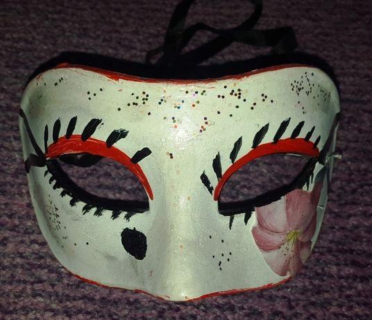 Masca carnaval venetiana Venetia pentru adulti
