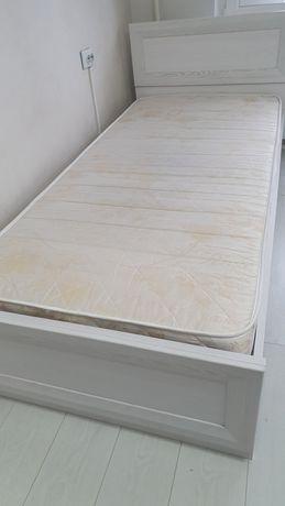 Кровать, односпальная кровать, односпалка, одноместная, белорусская