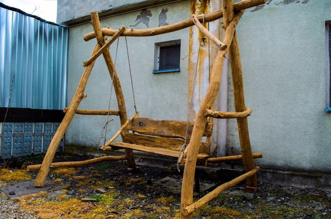 Leagan/balansoar lemn