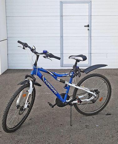 Горный кросс-кантри велосипед двухподвес Forward BENFICA MTB, срочно