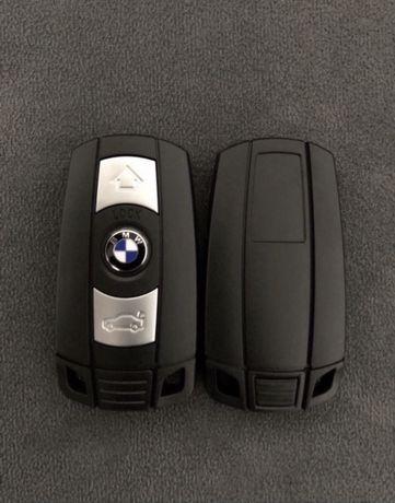 Carcasa cheie baterie acumulator BMW E60 E90 E70 E61 E65 Z4 X3 X5 X6
