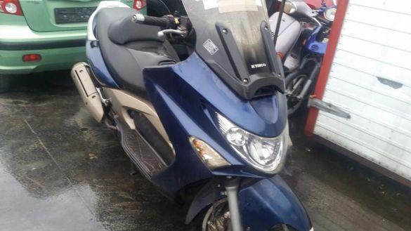 Мотоциклет,скутер Кимко Ексайтинг( Kymco Xciting) 250-500на части