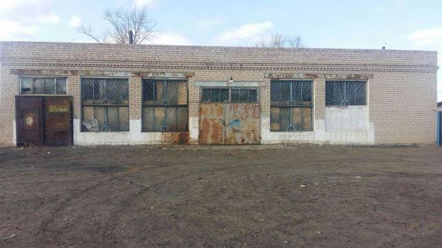 Продам здание бывшее СТО