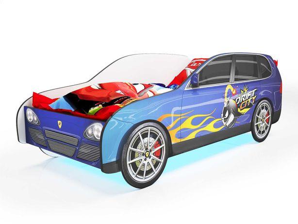 Детская кровать машина Porsche Cayenne