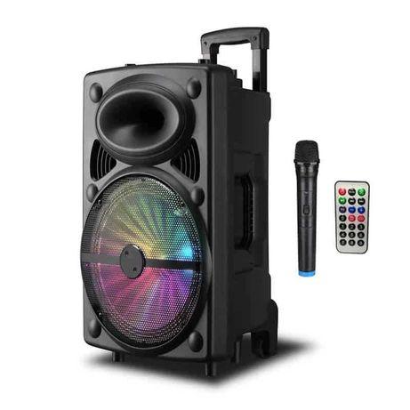 Профессиональная аудио система LT1203-80Вт + микрофон Гарантия: 3мес.