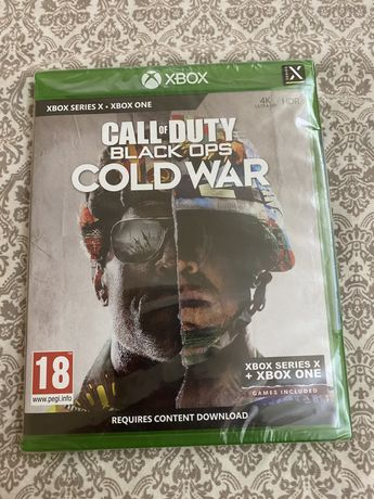 Call of Duty Black Ops: Cold War (Xbox One)