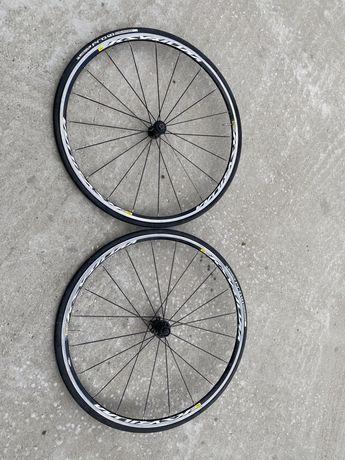 Jante Bicicleta Magic Ksyrium S Equipe Cauciuc Michelin 23 622