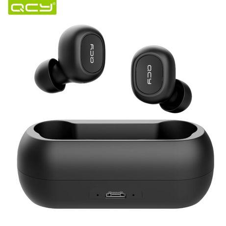 Безжични Слушалки QCY T1C-RX, Bluetooth 5.0 TWS, Wireless Headphones