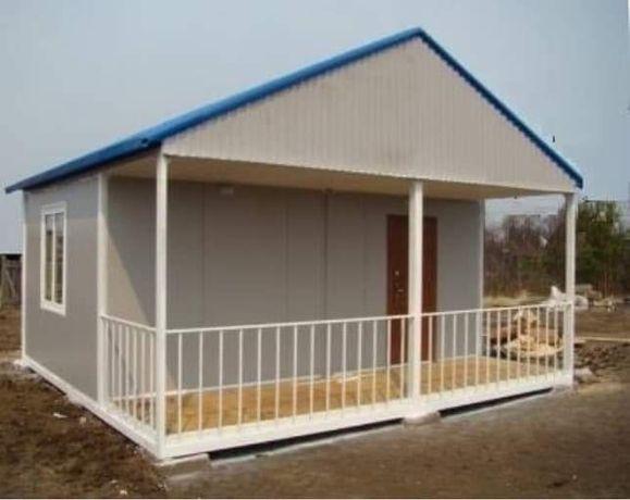 Vand containere modulare stil casa 44mp