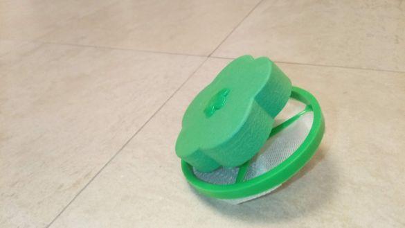 Филтърна мрежа за мъх и косми при пране