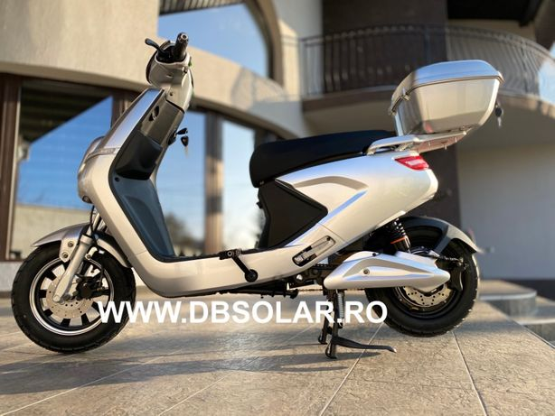 Scuter Electric Pedale Trotineta Bicicleta Electrica Harley LITHIUM