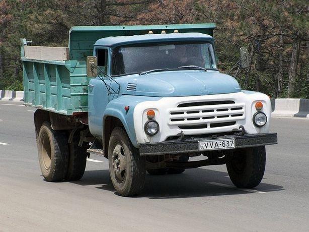 Доставка угля, песка, КЗ, гравия и т.д. Вывоз мусора. ЗИЛ 130