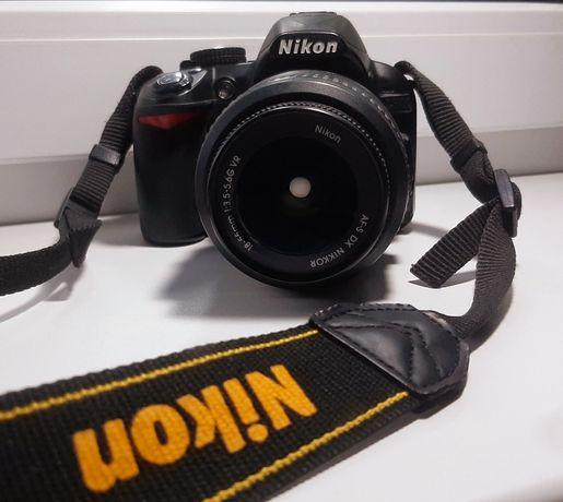 Фотоаппарат NikonD3100