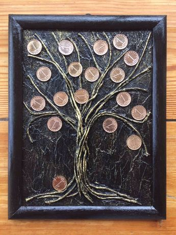 Дървото на парите картина