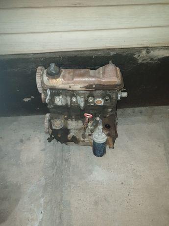 Двигатель пассат б 3