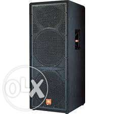 Boxe audio JBL MPRO225, stație DYNACORD, mixer Stanton