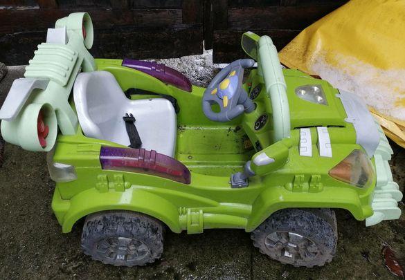 Детска акумолаторна кола