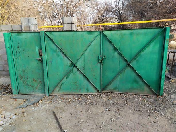 Ворота советские
