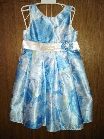 Детска официална рокля размер 116