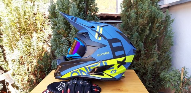 Casca ONEAL moto enduro motocross downhill buggy snowmobile full face