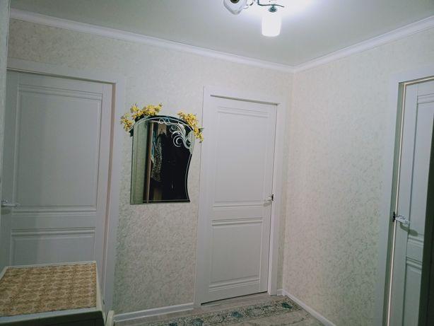 Квартира 3 комнатная на первом этаже