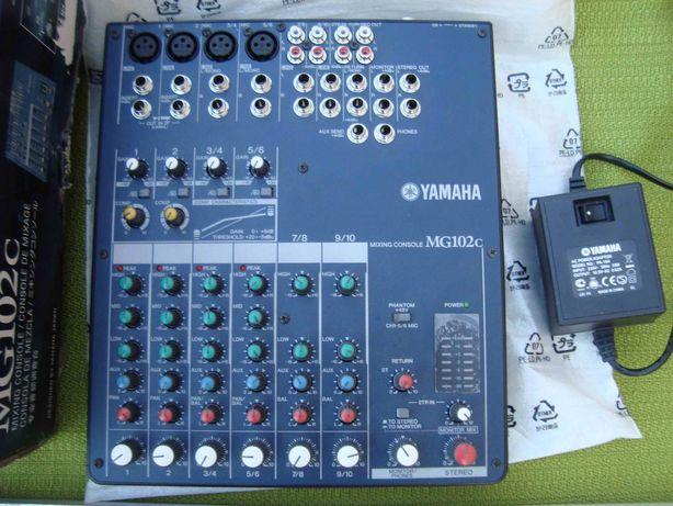 Mixer Yamaha MG102C