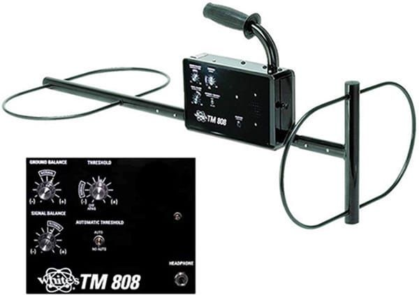 Металлоискатель TM 808 Treasuremaster