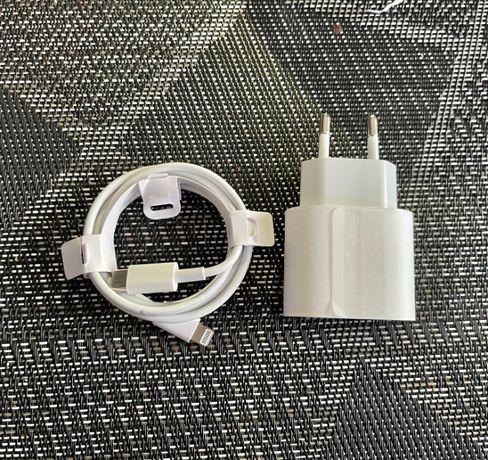 Оригинален Кабел Зарядно Fast Charge за iPhone 12 Pro Max Mini SE 11 X